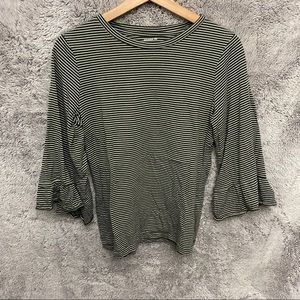 Banana Republic Bell Sleeve Top